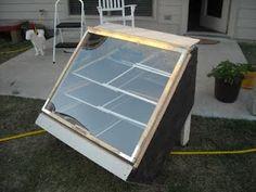 homemade solar food dehydrator