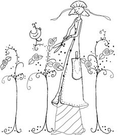 Hazel Hedge.. I must remember to draw this!!