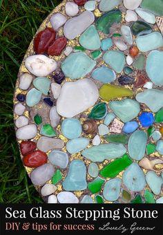 How to make Sea Glas
