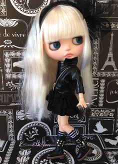 Blythe. Check out my AFFORDABLE doll store: http://astore.amazon.com/bandwapopulcultu. Curated by NYC Metro Fandom (formerly Suburban Fandom). NYC Tri-State Fan Events: http://yonkersfun.com/category/fandom/