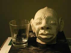How to - two-part tutorial on making a shrunken head