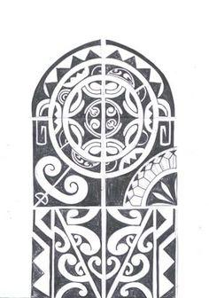 tatuagem.polinesia.maori.0174 | Tatuagem Polinésia - Maori -… | Flickr