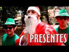 Papai Noel Trollando crianças - YouTube