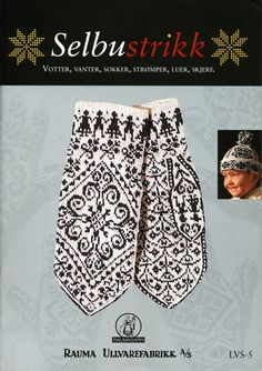 Mitten pattern from Selbu Norway. My ancestral home. I will have to try to make these!