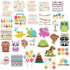 Miss Kate Cuttables June 2013 Freebies Free SVG files for scrapbooking free svg files for cutting machines free svg files Scan And Cut, Freebies, Animal Silhouette, Cute Clipart, Silhouette Cameo Projects, Cricut Creations, Cricut Vinyl, Free Stickers, Planner Stickers