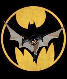Batman: Year One Animated DVD box art by Dave Johnson *#DCcomics #comic #art