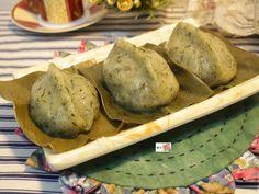 艾草粿(豬籠粄)