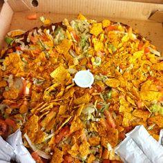 Definately one of my favorites...Taco Pizza @ Happy Joe's Pizza & Ice Cream