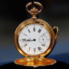 Droz Jeannot Fils 18K Detent Chronometer, ca. 1880 —  Appraised Value:  $2,500 - $4,000