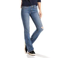 a3c9414ecf Women s Levi s 715 Modern Fit Bootcut Jeans Cut Jeans
