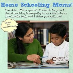 Homeschooling Moms: Get a discount on my classes. Use them in your curriculum! ~joettecalabrese.com