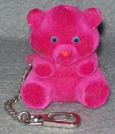 Coccolotti Schmuckkästchen Giochi Preziosi Bär Pink 80er 90er Jahre Vintage in Spielzeug, Sonstige   eBay