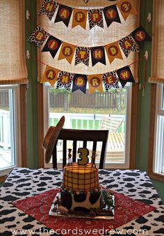 The Cards We Drew: My Son's Toy Story Birthday Party