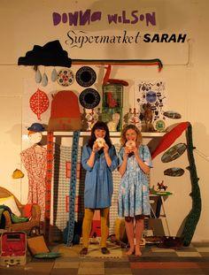 Donna Wilson  -Supermarket Sarah