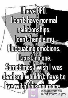 21 Amazing bpd relationships images | Mental Health Awareness