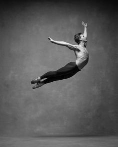 Daniel Ulbricht, Principal dancer, New York City Ballet, NYC Dance Project