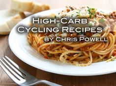 High-Carb Cycling Recipes by Chris Powell - http://www.bikecyclingreviews.com/high-carb-cycling-recipes-by-chris-powell/