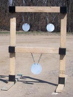 Custom Steel Shooting Targets, Law Enforcement, Tactical Shooters, Cowboy Action