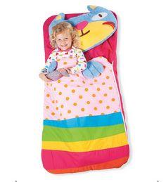 Animal Sleeping Bag, Kid Sleeping Bag - HearthSong