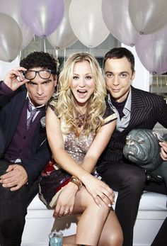 tbbt the big bang theory cast - the-big-bang-theory Photo
