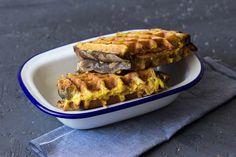Herzhafter French Toast via lunchforone