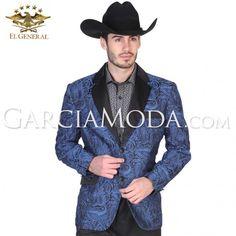 Blazer Fino El General Western Wear 034135
