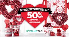 All you need is Love. Celebrate with her with Valuetag All store Coupons http://www.valuetagapp.com/coupons/michaels  @MichaelsStores #ValentinesDay