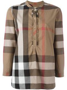 abb493596646 49 Best Women s Burberry Shirt images   Burberry shirt, Check shirt ...