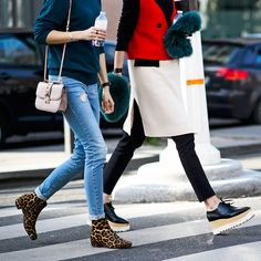 For all of the shoe lovers out there The 8 Shoes Every Stylish Woman Should Own