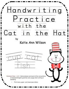 Worksheets The Cat In The Hat Worksheets the cat in hat vocab game suess pinterest cats o practice writing vocabulary words from story demonstrate command of conventions standard engli
