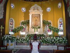 decoración para boda en la Ceiba de Guadalupe!