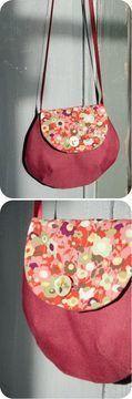 Little girl bag - tutorial Sewing Patterns Free, Free Pattern, Sacs Tote Bags, Girls Bags, Little Girls, Diy Crafts, Blog, Internet, Tutorials