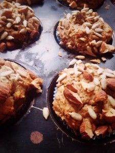 Healthy Bars, Healthy Muffins, Healthy Baking, Healthy Snacks, Sugar Free Recipes, Low Carb Recipes, Sweet Recipes, Snack Recipes, Deli Food