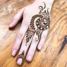 Oh!! How I forget to post this  #hennaart #henna #hennatattoo #hennaparadise #hennabrisbane #mehndi #mehendi #mehndidesign #mehndibrisbane