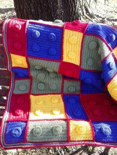 Lego blanket