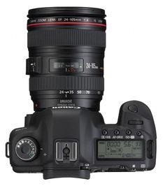 Canon 5D Mark ii Specs