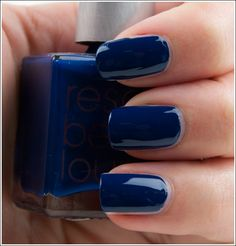 Rescue Beauty Lounge Dead Calm Nail Lacquer