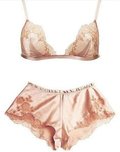 rose lingerie set   @itscameronchu