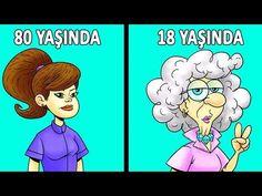 Akıl Yaşınız Kaç? (Hızlı Test) - YouTube