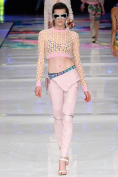 Just Cavalli Milano - Collezioni Primavera Estate 2014 - Vogue