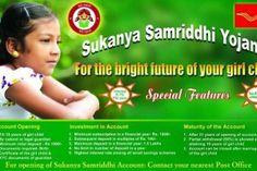 Sukanya Samriddhi Yojana – Complete Details you need to know