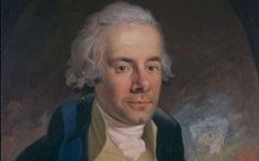 William Wilberforce.    Worked tirelessly to end slave trade.