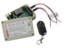 Remote Control Unit for Actuators & Electric Motors. 12V 24V 36V DC. Garage Door