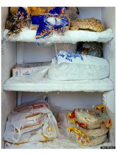 De ijskast van een kok - Mogen we even binnenkijken?
