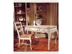Shop for Habersham Plantation Desks, 53-5371, and other Home Office at Boyles Furniture in Hickory, NC. Louis XV Desk/Table.