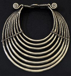 Contemporary necklace from the Miao people