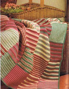 beginner crochet pattern /afghan pattern/pdf by timbertrailscrafts, $3.00