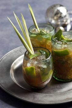 Christmas Mule. Karen Martini CHRISTMAS recipes for Epicure and Good Food.