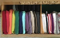This Simple Folding Trick Helped Me Declutter My Wardrobe And Save Money