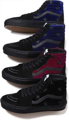 #vans #supreme Sk8-Hi Fall 2013 #sneakers